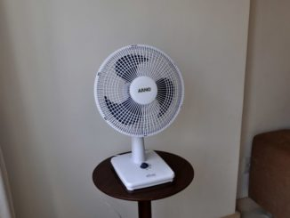 Installer un ventilateur
